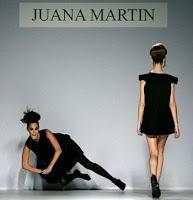 Falling Model: Juana Martin