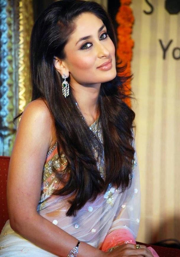 Beautiful Kareena Kapoor in Saree