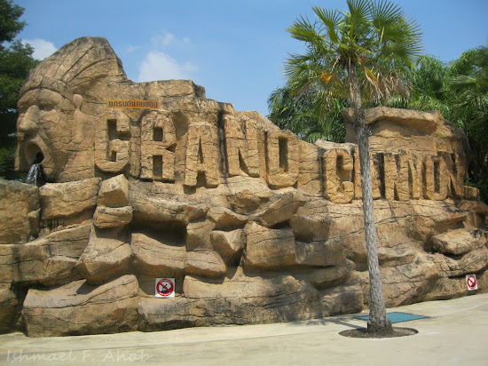 Grand Canyon of Dreamworld Bangkok