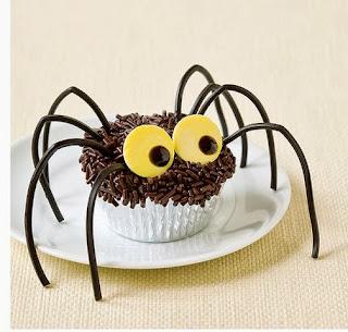 Halloween, Cupcake, parte  2