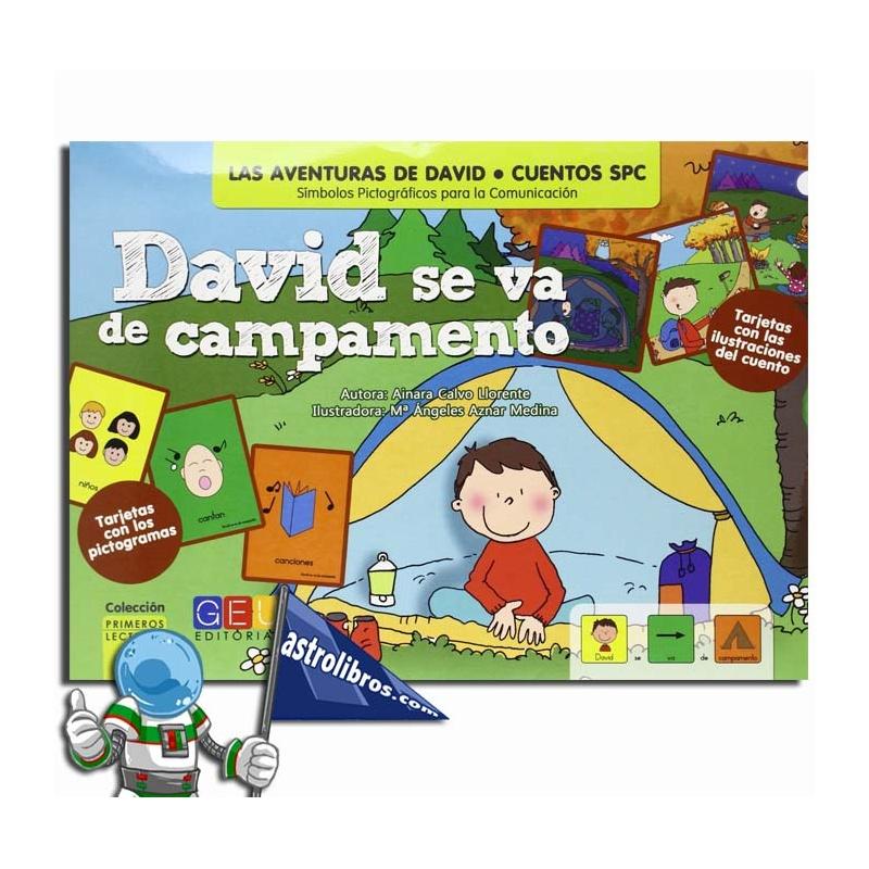 David se va de acampada