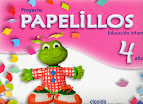 Papelillos - 4 años