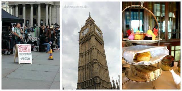 dickmadamme London Reise