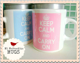 MUGS KEEP CALM...