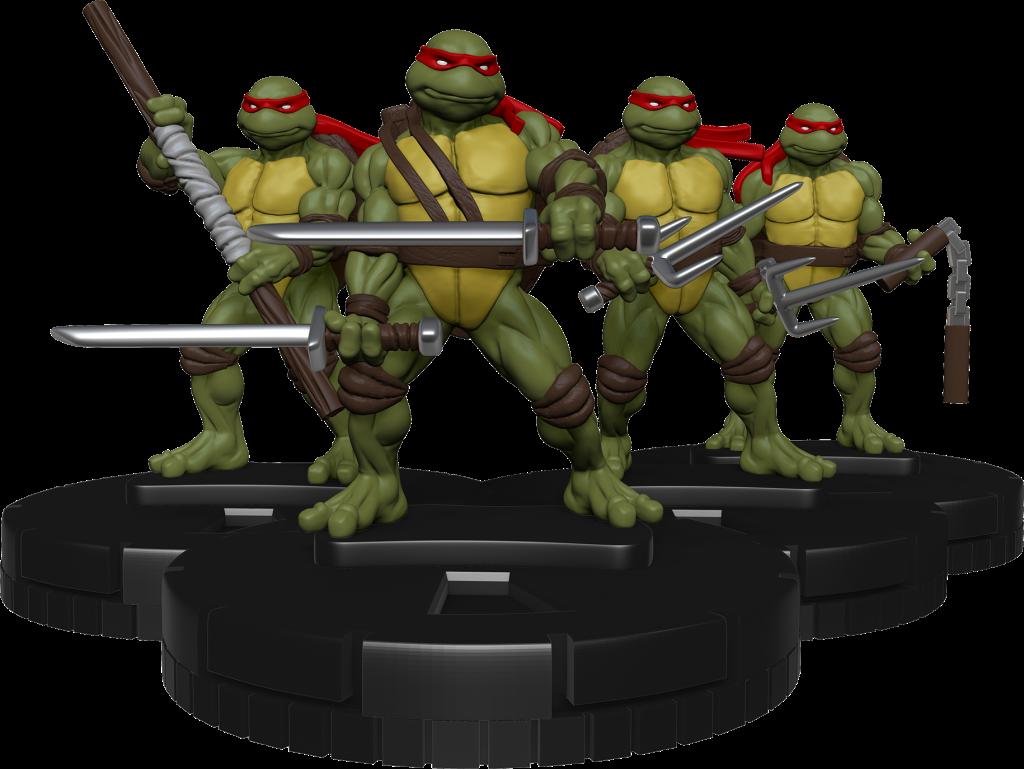 """... with Nickelodeon for """"Teenage Mutant Ninja Turtles"""" Tabletop Games"""