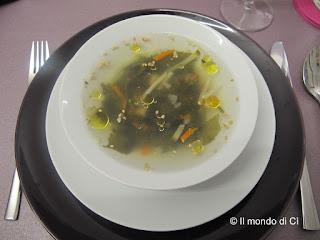 minestra dell'atantico