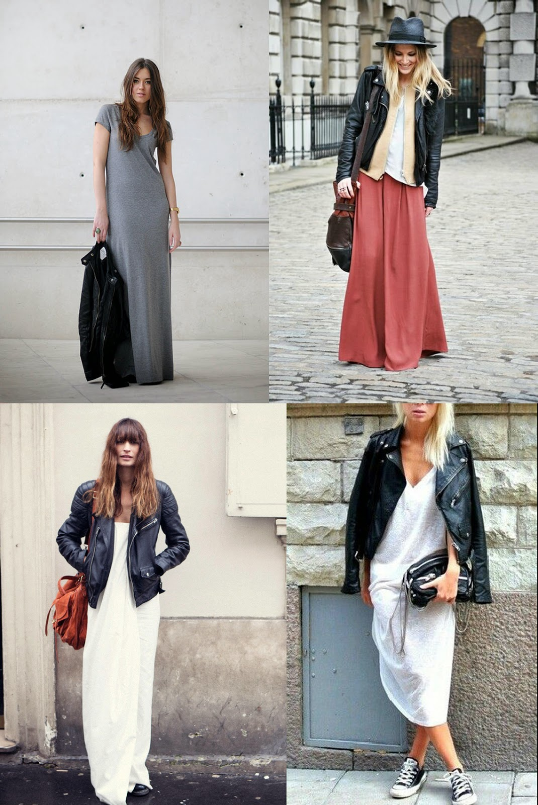 Quel manteau avec robe pull - Quel haut porter avec une jupe longue ...