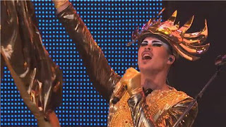 Empire of the Sun - Performs Alive (Jimmy Kimmel Live) (HD 720p) Free Music video Download