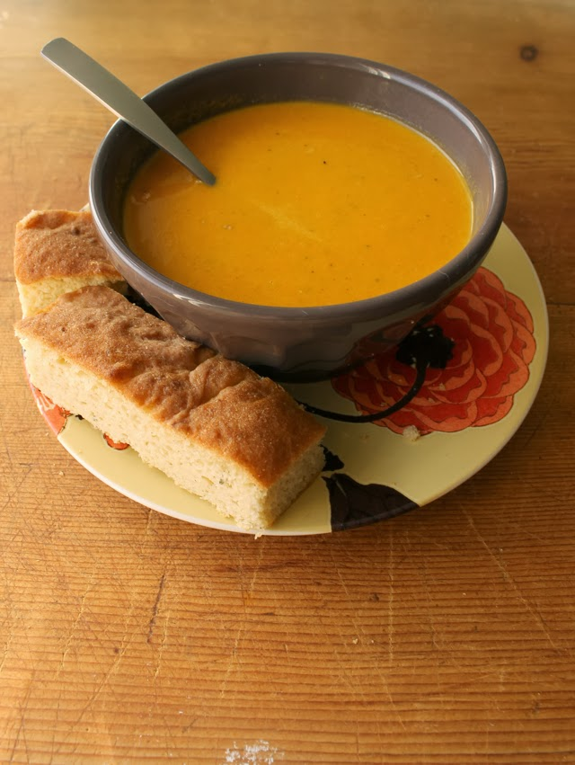 Hey guys! Today I'm sharing my recipe for Curry Carrot Soup! This soup ...