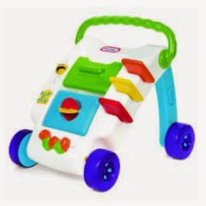 Amazon: Buy Little Tikes Wide Tracker Activity Walker at Rs.920