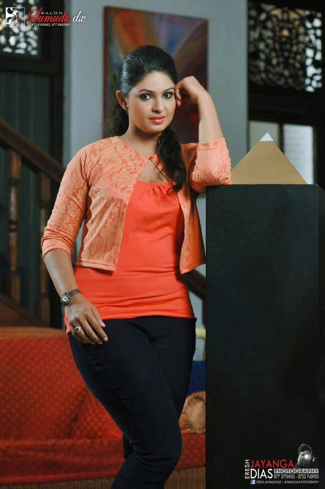 Dulani Anuradha tight jeans