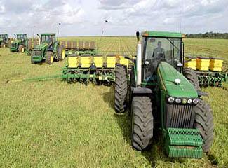 Lingkup Teknologi Pertanian Maju Bersama Pertanian