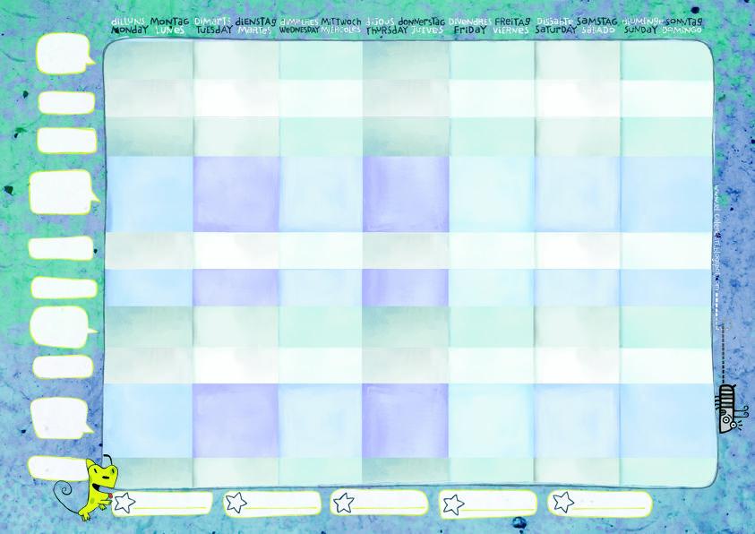 Si trobeu que l'AGENDA del calendari és massa gran per a les vostres necessitats.