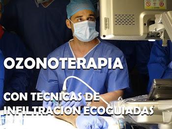 INFILTRACIONES ECOGUIADAS CON OZONO