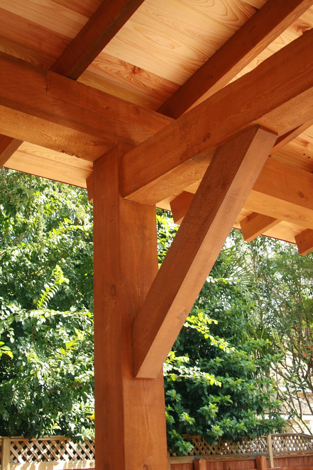 Revival Timberworks Featuring Our New Lean To Pavilion