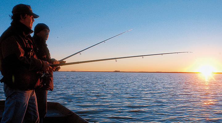 Que tal la instalación en las pescas
