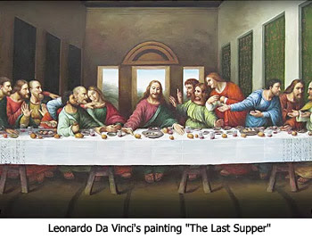 Da Vinci's The Last Supper