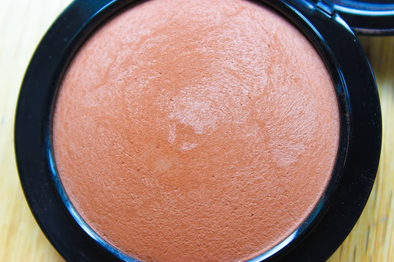 MAC Sun Power Swatch Discoveries Of Self Blog