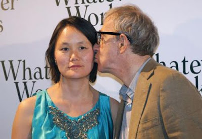 Woody Allen Comedian