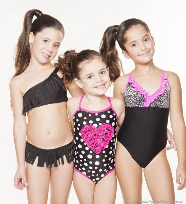 moda infantil verano 2014 ailyke mallas