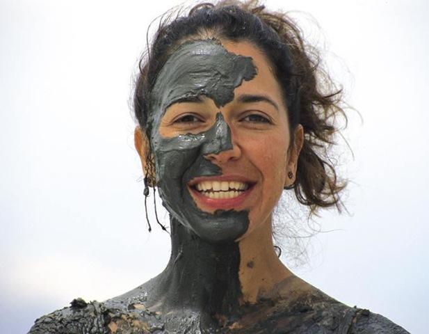 نتيجة بحث الصور عن طين البحر الميت
