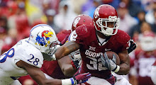 Early Sunday Morning, November 23, and Samaje Perine Just Ran Past My House in Shithouse Kansas!
