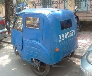 """Ảnh Việt Nam: Những con xe """"cút kít"""""""