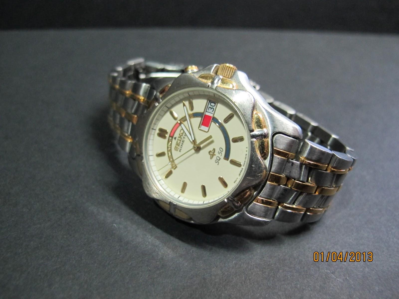 how to regulate a quartz watch