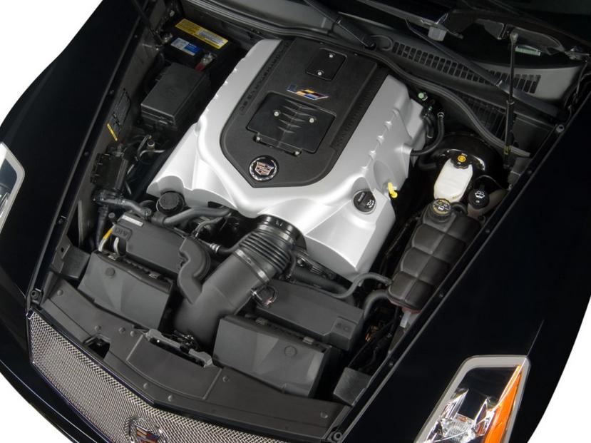 2009 Cadillac XLR-V Review