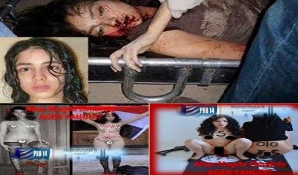 ALLAH BAYAR CASH!.. Aliyaa Magda Hina Kalimah Allah Akhirnya Mati