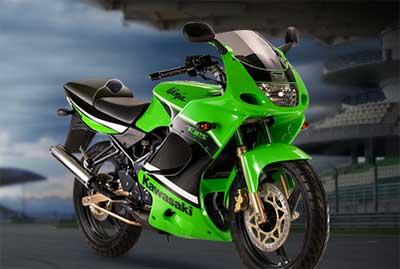 Perbedaan Kawasaki Ninja 150 RR Lama dan Baru