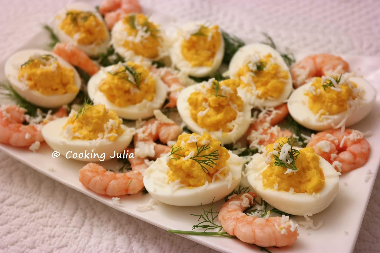 cooking julia ufs mimosa aux crevettes. Black Bedroom Furniture Sets. Home Design Ideas