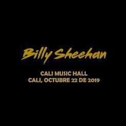 BILLY SHEEHAN EN CALI