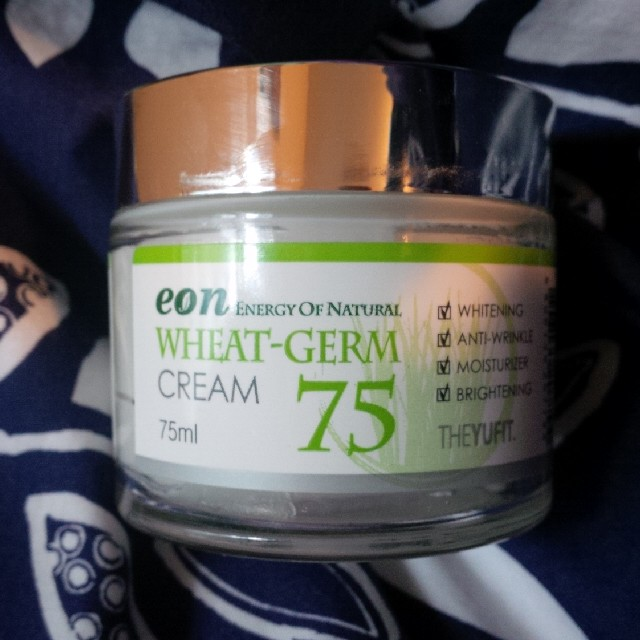 YuFit EON Wheat Germ Cream 75