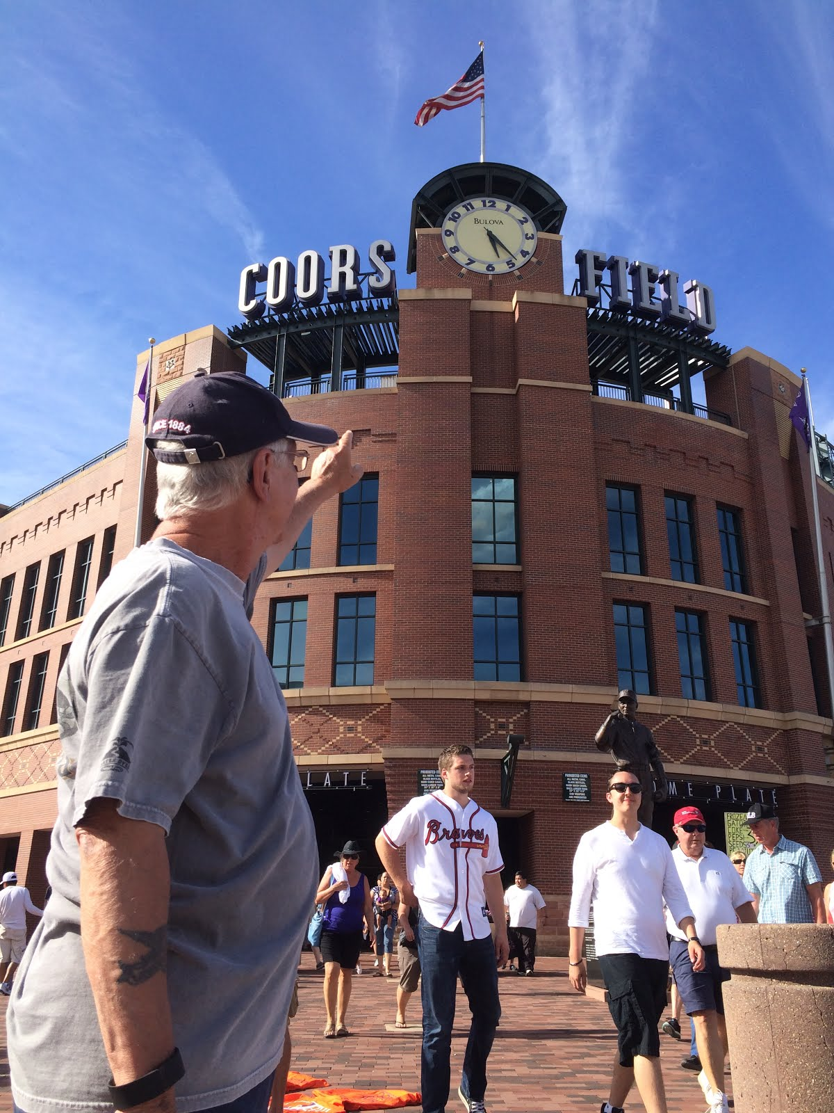 7/12/15 at Coors Field