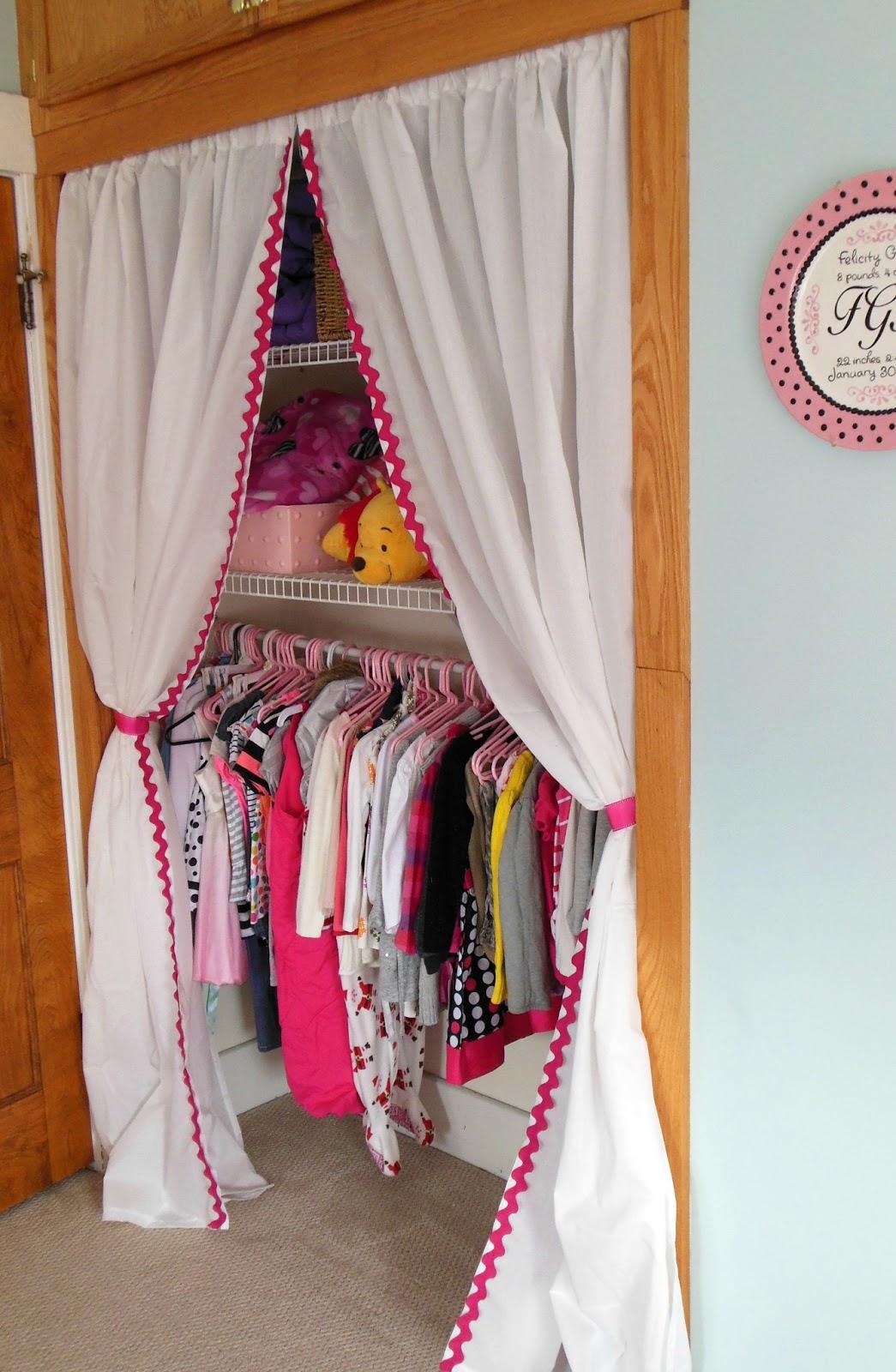 real livin with hsb diy closet curtains