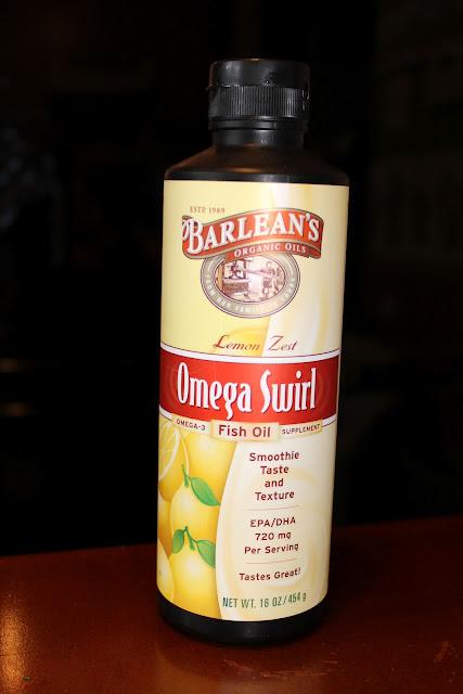 Betscblog bites for Lemon fish oil