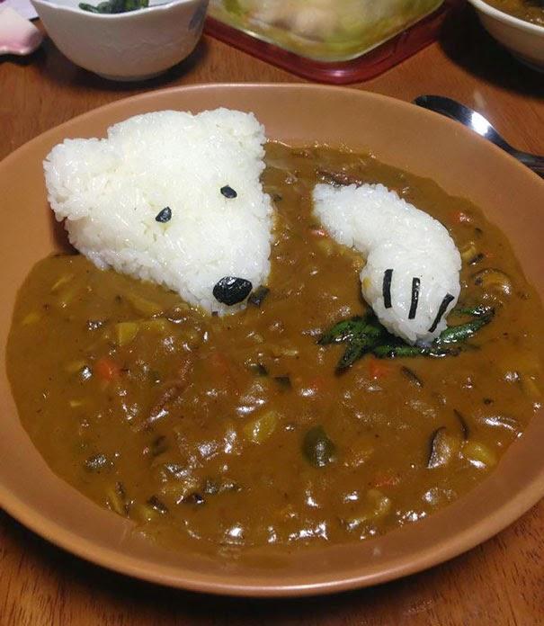 Dice magazine japanese animal food art for Cuisine japanese