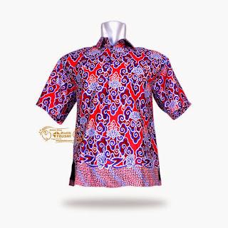 Batik Cirebon Baju Anak Motif Batik Di Ekspor Ke Amerika