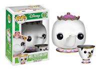 Funko Pop! Mrs. Potts and Chip
