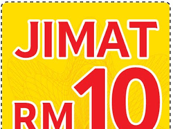 FREE RM 10 CASH VOUCHER (29 JULAI - 1 OGOS 2011)