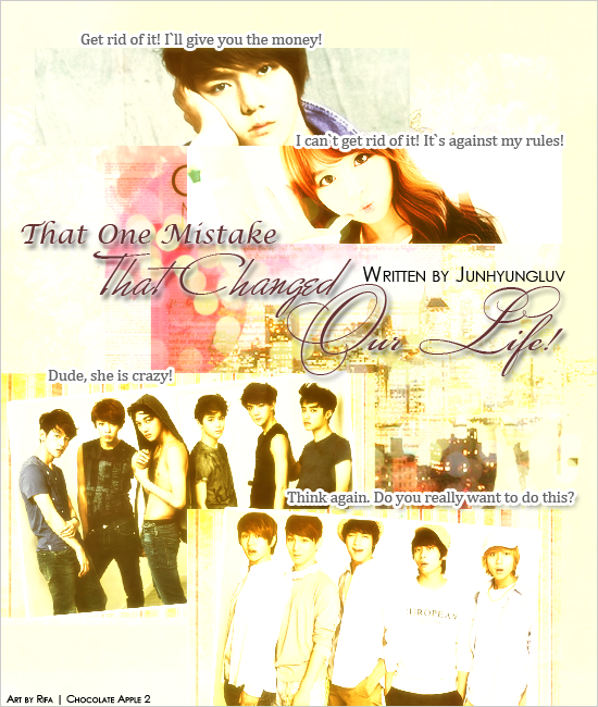 That One Mistake That Changed Our Life! - romance schoollife schoollove shinee you exok sehun - main story image