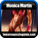Monica Martin IFBB Pro Female Physique Competitor Thumbnail Image 5