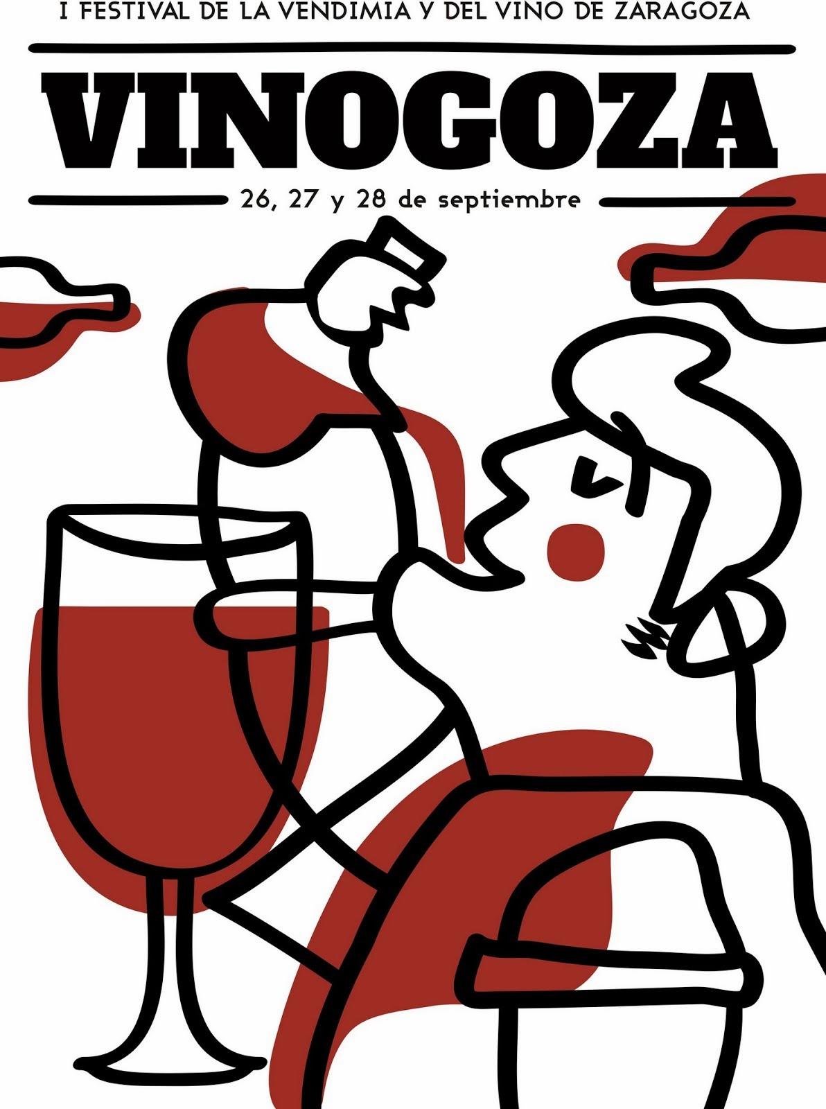 VINOGOZA. I Festival de la Vendimia y el Vino en Zaragoza
