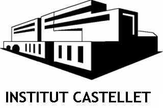 HEU ENTRAT AL BLOC DE LA BIBLIOTECA DE L'INSTITUT CASTELLET
