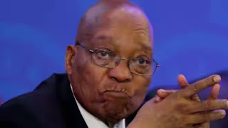 How Zuma reacted after ANC asked him to step down