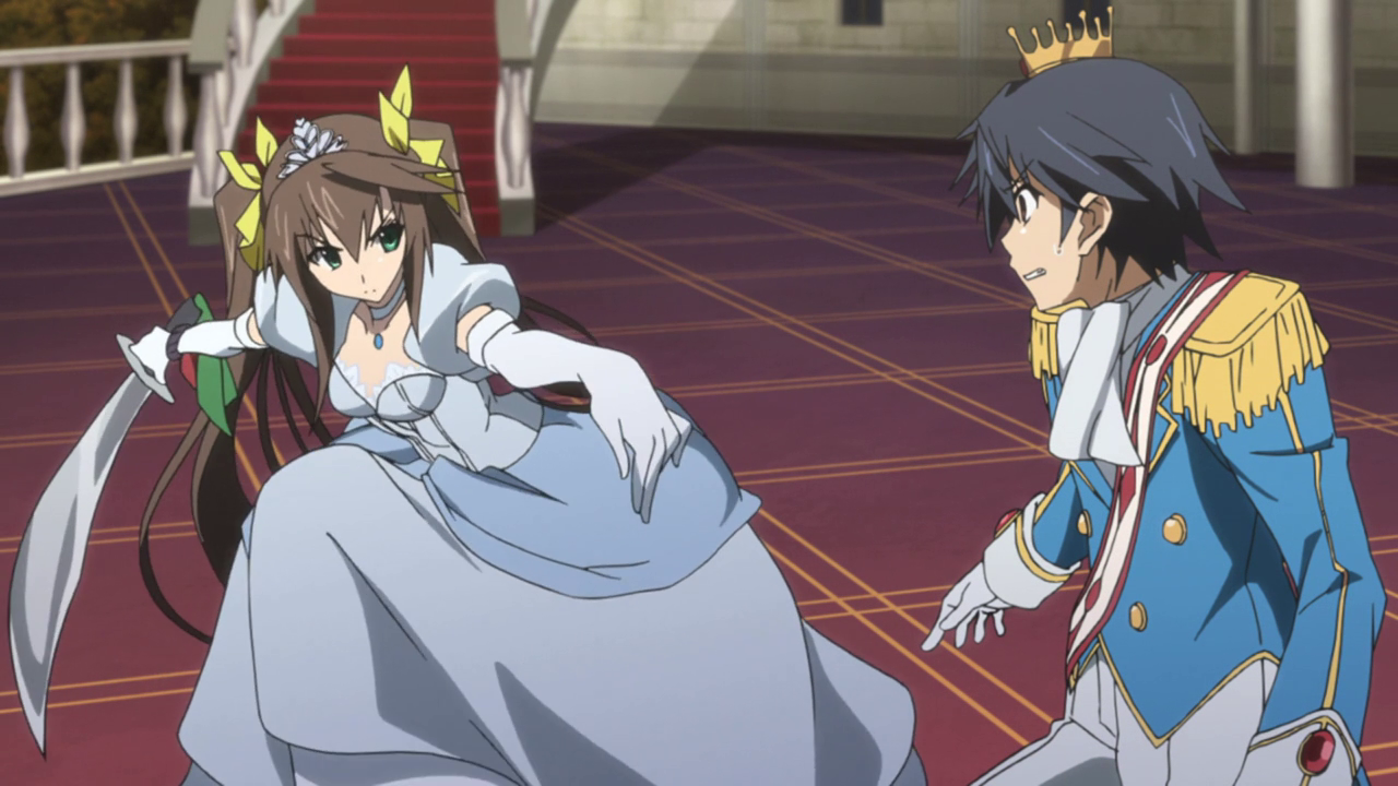 Anime Weekly: Infinite Stratos S2 - ep03