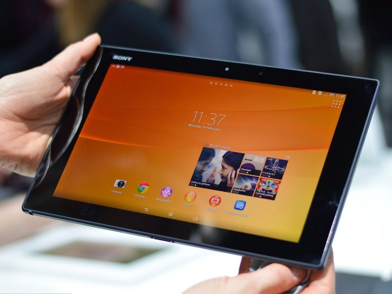Harga Tablet Sony Xperia Z4 Tablet LTE Terbaik