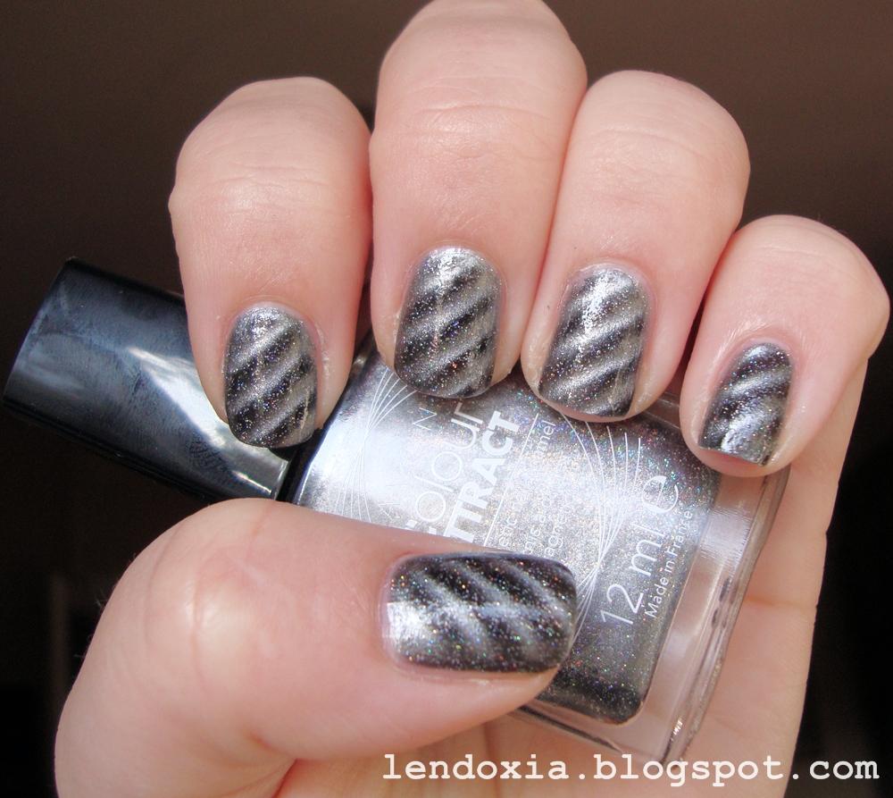 avpon magnetski lak za nokte