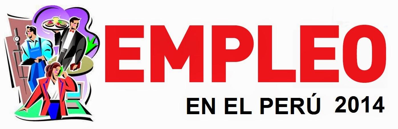 empleo-en-el-perú-2014